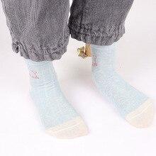 2019 Autumn New 0-15 Year A Pair Of Socks Sale Kids Sock Cotton Absorb Sweat Ventilation Mesh Keep Warm Tasteless Baby