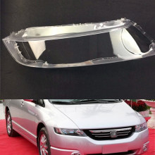 Car Headlamp Lens For Honda Odyssey RB1 2005 2006 2007 2008 Car Replacement Lens Auto Shell Cover