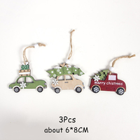 3Pcs Cars