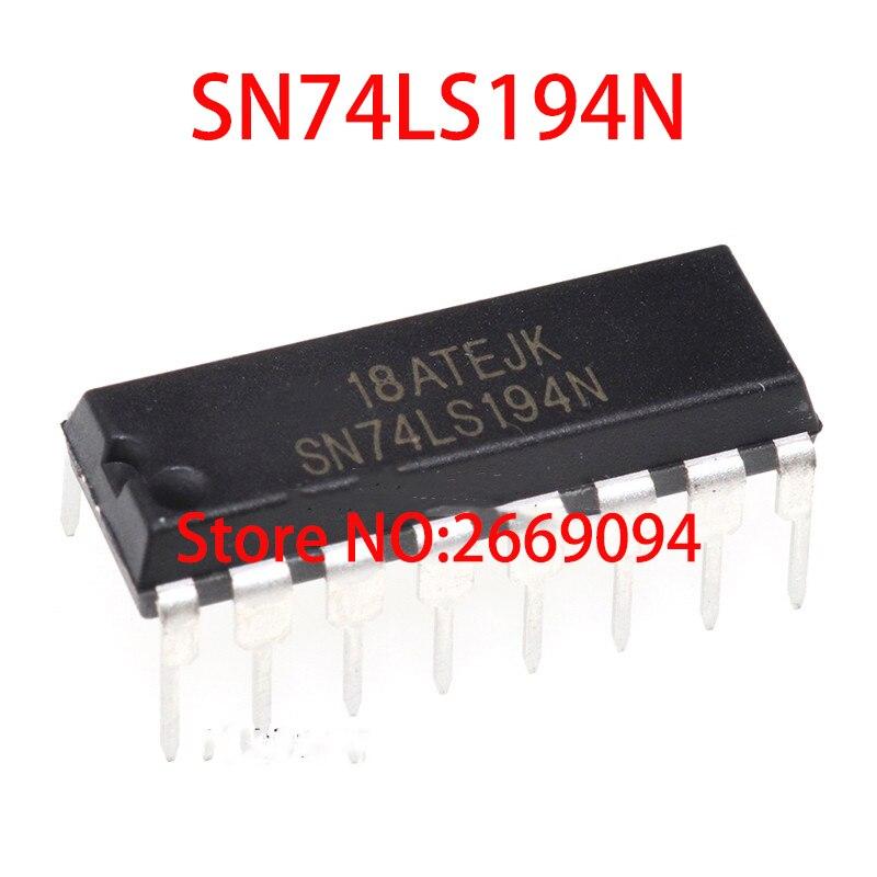 10pcs SN74LS194N 74LS194N 74LS194 DIP-16 IC