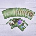 44 шт карты Таро Настольная игра цель жизни Oracle карты для гадания игральных карт игры развлечения Настольные палубы