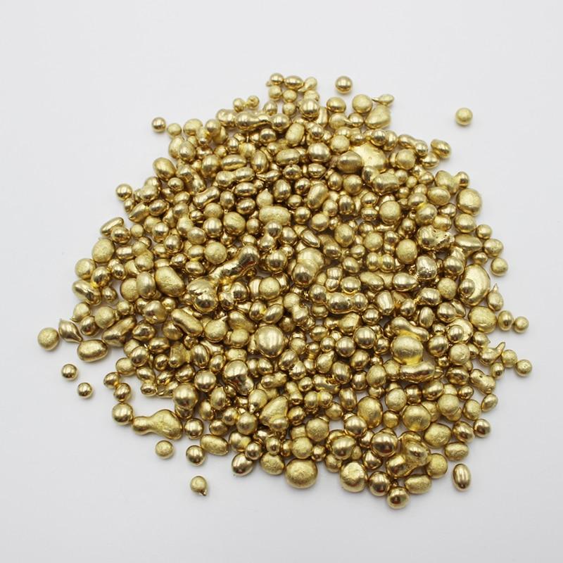 H65 Brass Nugget