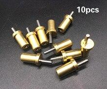 10pcs copper head for eccentric wheel shaft motor wheel hair clipper shaft shear clipper hole 2.0mm