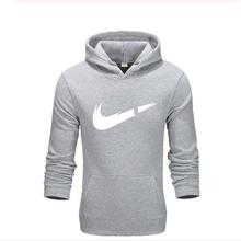 New 2019 Autumn Winter Brand Mens Hoodies Sweatshirts Men High Quality JUST BREAK IT Letter Printing Long Sleeve Fashion