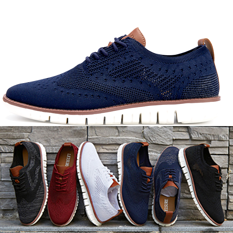 Man Breathable Running Shoes For Men Sneakers Bounce Summer Outdoor Sport Shoes Professional Training Shoes Brand Designer