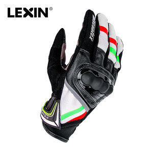TPU Motorcycle Gloves Breathable Windproof Spring Guantes Moto Gloves Touch Screen Gant Moto Motorbike Riding Gloves(China)