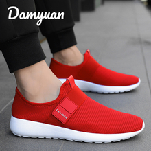 Damyuan 2019 Big Size 47 Shoes Men Sneakers Lightweight Breathable Shoes Summer Fashion Casual Footwear