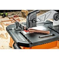 WORX WX572 serra Da Tabela 650w 220 V 240 V multifuncional Serras & jig saw PARA madeira/metal /telha|Serras elétricas| |  -