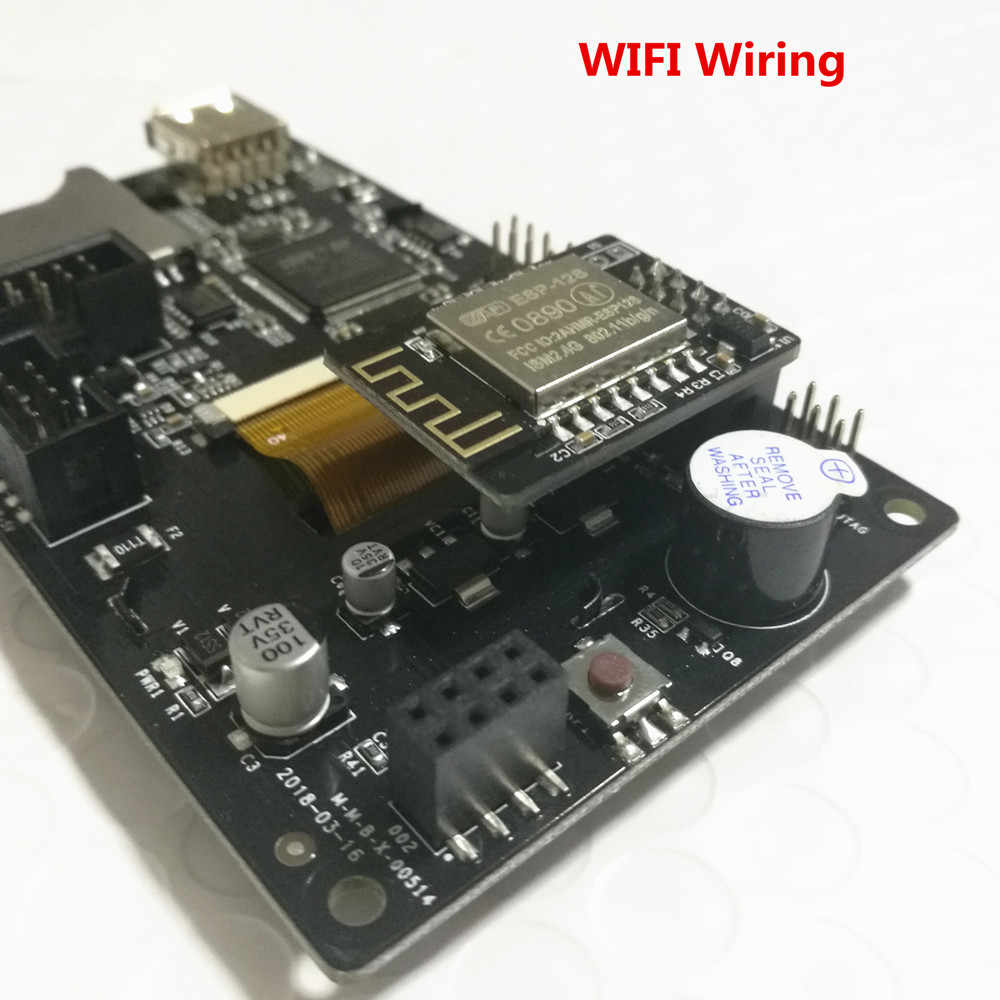 طابعة ثلاثية الأبعاد شاشة تعمل باللمس MKS TFT35 + SKR V1.3 لوحة مراقب لتقوم بها بنفسك كاتب وحدة أفضل طابعة ثلاثية الأبعاد ترقية تحكم لندر 3 cr-10