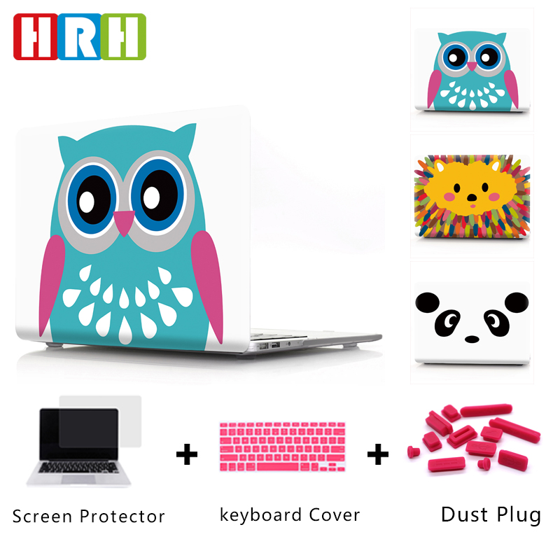 Lovely the little cat Laptop Body Shell Protective Hard Case For MacBook Air 11 13 A1369 / Pro 15 A1286 Retina 12