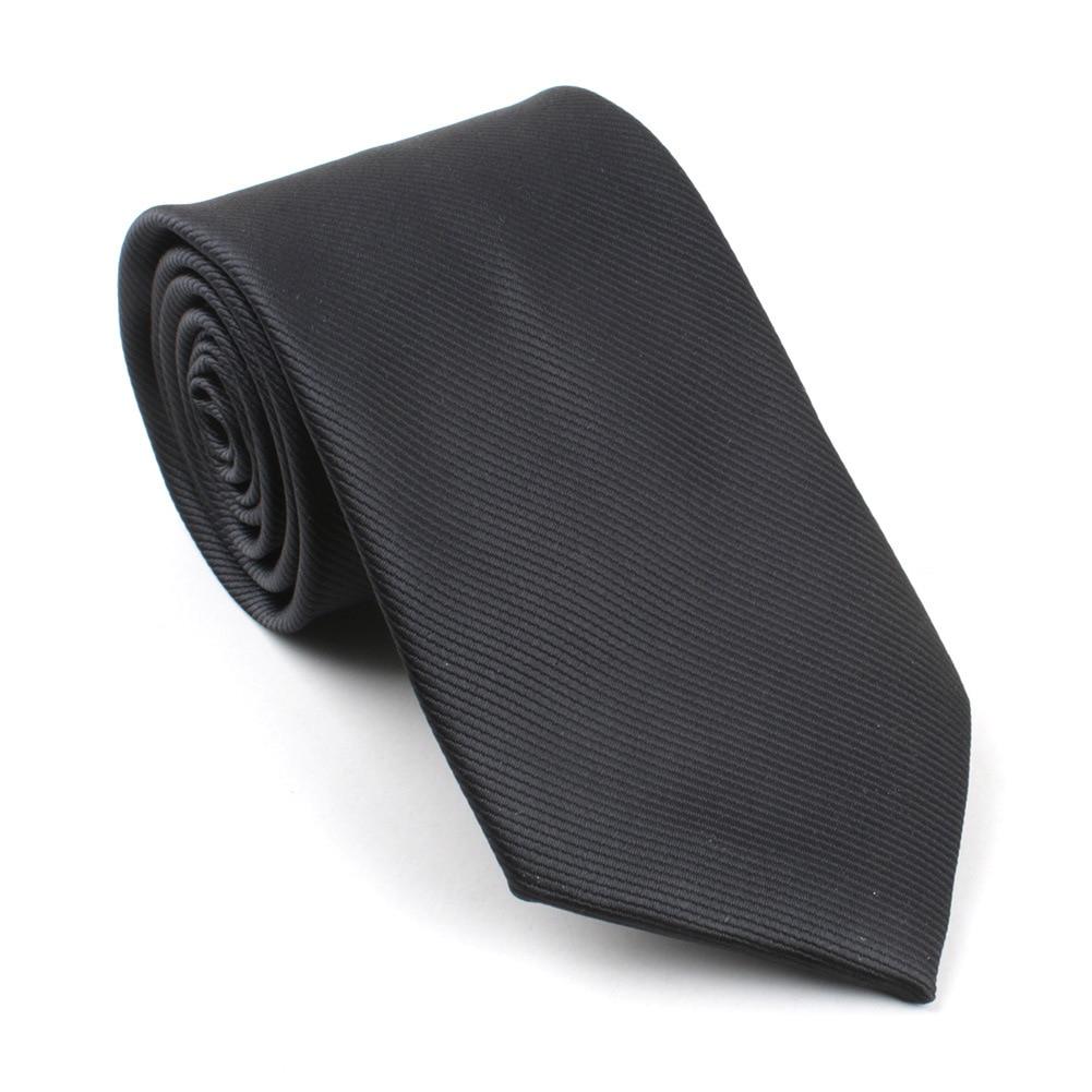 Sitonjwly Men Necktie Polyester Silk 8cm Formal Ties for Men Wedding Dress Necktie Jacquard Gravatas Para Homens Custom LOGO