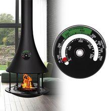 Магнитно-камин печь камин термометр температуры монитор повысить эффективность и оптимизировать расход топлива