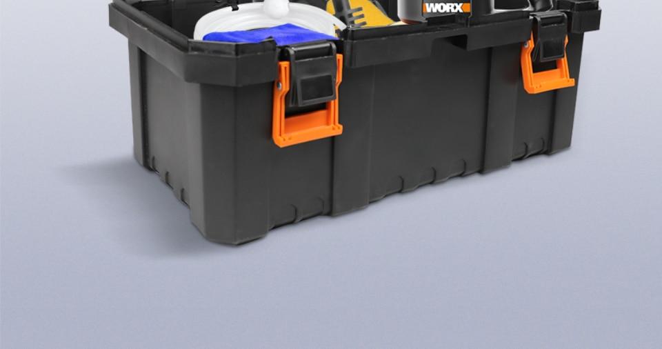Worx 20V Electric Car Polisher Machine Kit