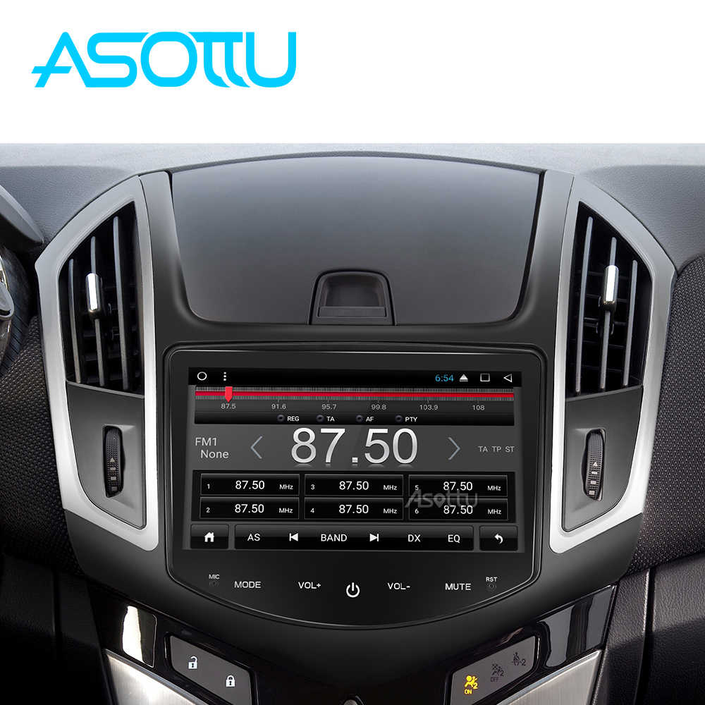 Asottu android 9.0 car dvd gps player for Chevrolet Cruze 2013 2014 2015 with car radio video player gps navigation car stereo