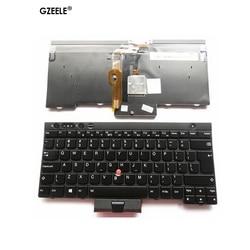 Освещенная контржурным светом новая английская клавиатура для lenovo ThinkPad L530 T430 T430S X230 W530 T530 T530I T430I 04X1263 04W3048 04W3123 свяжитесь с нами