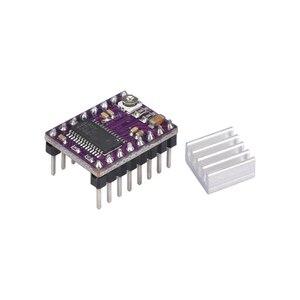 Image 5 - Reprap רמפות 1.6 ערכת עם מגה 2560 r3 + Heatbed MK2B + 12864 LCD בקר + DRV8825 + מתג מכאני + כבלי עבור 3D מדפסת