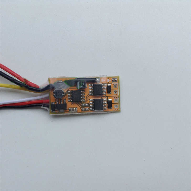 2S//3S Brushed ESC Double Motor Differential Mix Speed Controller for RC Airplane