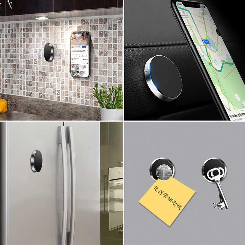 Für iPhone 11 X xiaomiUniversal In Auto Magnetische Dashboard Zelle Handy GPS PDA Halterung Stehen Fahren Magnet Dashboard