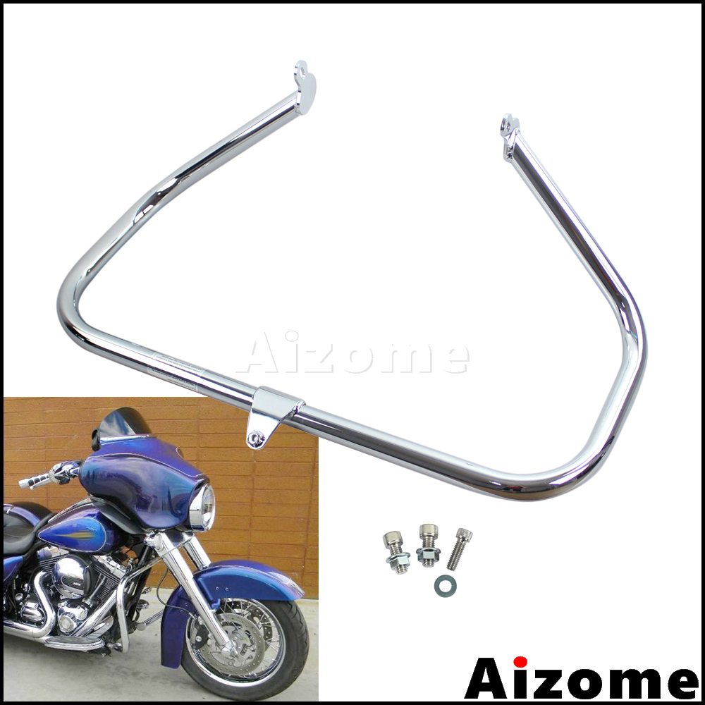 Motorcycle Engine Guard For Harley 2009-2018 Touring Trike Road King Electra Glide Ultra Classic Street Glide Highway Crash Bar