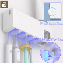 Toothbrush-Holder Wall-Mounted Xiaomi Rechargeable Uv-Dispenser Uvc-Sterilization-Induction