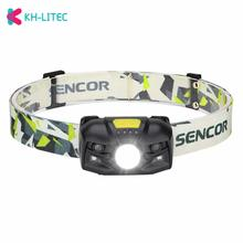 5 Modes LED Body Motion Sensor Headlamp Mini Headlight Rechargeable Outdoor Camping Flashlight Head Torch Lamp With USB Charging