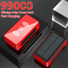 Power Bank 99000mAh QC PD 3.0 PoverBank Fast Charging PowerBank Protable 4USB External Battery Charger For Xiaomi Mi 10 9