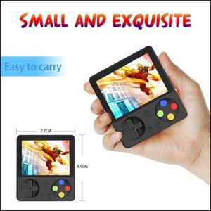Image 2 - 333 spiele MINI Game Boy Tragbare Retro Handheld 8 Bit GameBoy Kinder Nostalgischen Spieler Video Konsole für Kind Nostalgischen