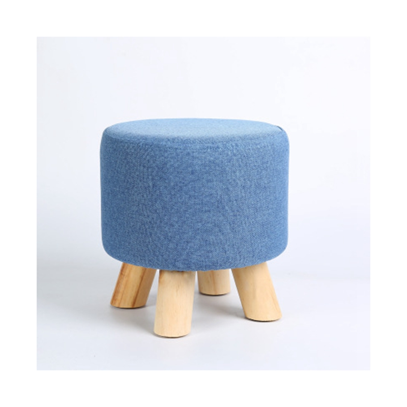 Small Footstool Lovely Low Legs Wood
