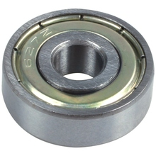 Silver Metal 627Z Deep Groove Ball Bearing Ball Bearing 7mm x 22mm x 8mm 30pcs lot f6900zz f6900 zz 10x22x6mm flange thin wall deep groove ball bearing
