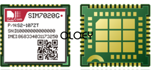SIMcom SIM7020G NB-IoT Module, 100% Brand New Original,Hardware Compatible SIM800C SIM868 SIM868E