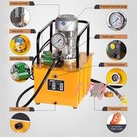 Hochdruck Hydraulische Elektrische Pumpe DB150 D1 mit Magnetische Ventil  Einfach Wirkenden  Motor Power 1 5 K W  spannung 220 V/380 Optional-in Hydraulikwerkzeuge aus Werkzeug bei
