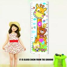 2020 горячая Распродажа детская Настенная Наклейка в виде мультяшного