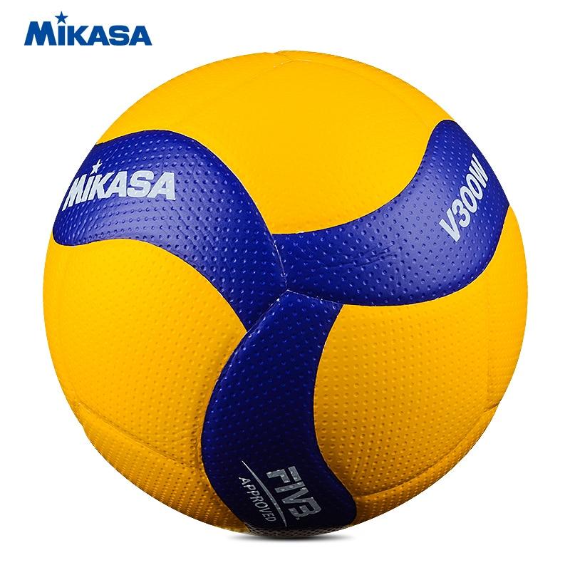Оригинальный Микаса волейбол V300W FIVB официальная игра мяч FIVB одобренный для конкуренции мяч для взрослых волейбол 1