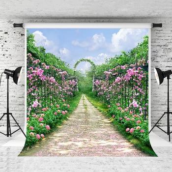 VinylBDS 200x300cm New Wedding Backdrop Photography Photo Studio Backgrounds Romantic Fotografia Washable Backdrops Photo Studio