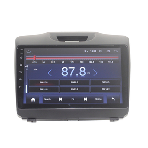 Image 4 - Android 9.0 2 din auto radio stereo da auto Per Chevrolet Trailblazer Colorado S10 Isuki D max autoradio car audio 2G + 32G 4G internet