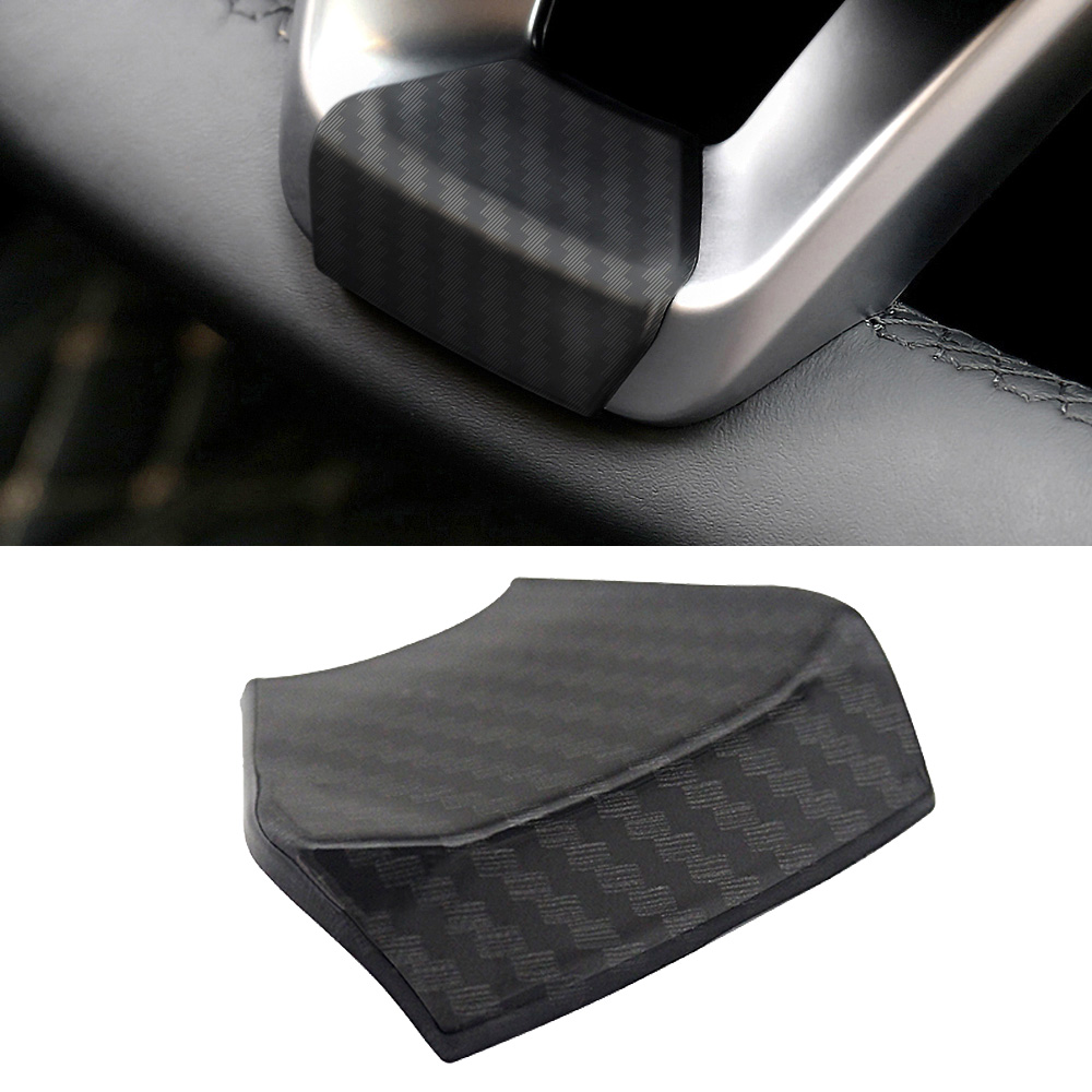 Steering Wheel Trim Sticker Carbon Fiber 3D For Mercedes Benz AMG GT GLS GL CLS SLC SLK SLS X164 W203 W176 W177 W201 Accessories