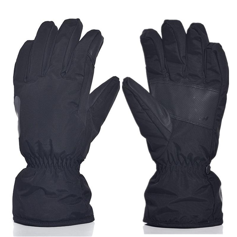 Winter Outdoor Sports Warm Professional Ski Gloves Windproof Waterproof Cold Men And Women Models