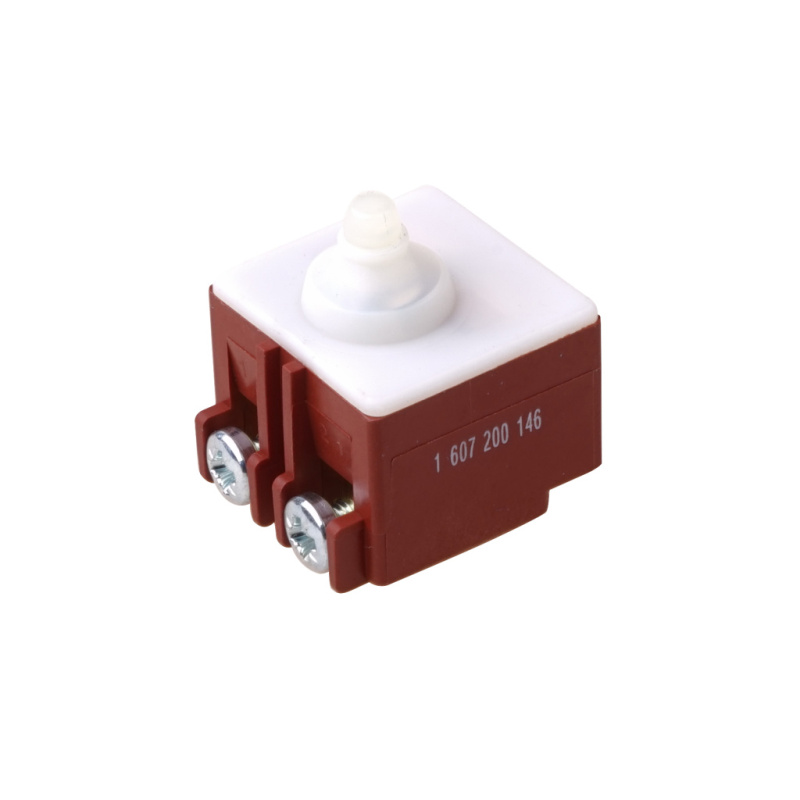 Angle Grinder FA2-5/2W 250V 5A 125VAC/10A Momentary DPST NO PushButton Switch For Bosch 6-100 GWS6/8-100 S1M-FF03-100A TWS6600