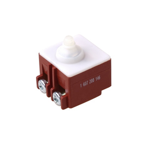 Angle Grinder FA2-5/2W 250V 5A 125VAC/10A Momentary DPST NO PushButton Switch for Bosch 6-100 GWS6/8-100 S1M-FF03-100A TWS6600(China)