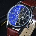 Leder Gürtel Heiße Verkäufe Elite COUPLE'S Uhr Männer Und Frauen Korean stil Beliebte Modelle Blueray Boutique Nacht Licht business Watc auf