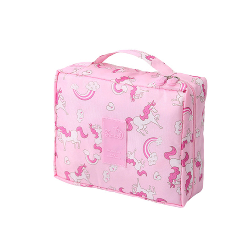 2020 Fashion Travel Cosmetic Bag Neceser Women Makeup Bags Toiletries Organizer Waterproof Female Storage Bag косметичка