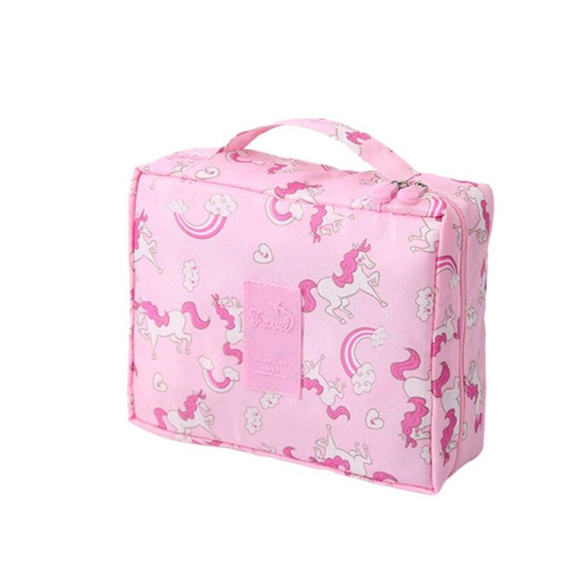 2020 Fashion Travel Cosmetic Bag Neceser Women Makeup Bags Toiletries Organizer Waterproof Female Storage Bag косметичка