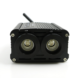 Image 5 - Fiber Optic Star Ceiling kit 2 roll 3/4M  optical Fiber +32W RGB Double Heard LED Fiber Optic Engine RF Touch Remote Controller