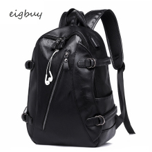 Women Female small backpack Brand Solid Pu Zipper Lock Black Preppy style school bags for teenagers mochila travel bookbags women women s backpack famous brand classic pu zipper solid pink preppy style school bags for teenagers mochilas schoolbag