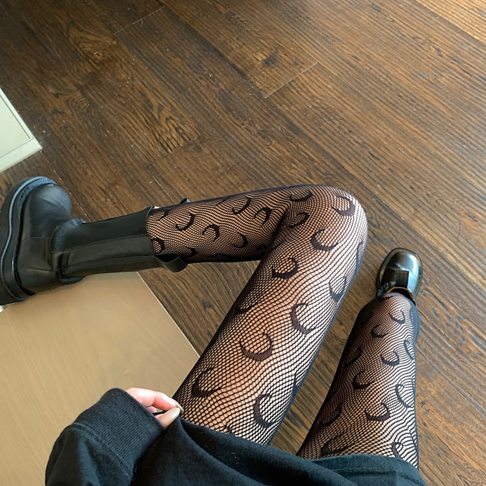 Sexy nylon Sexy Lingerie: