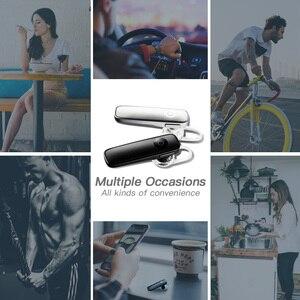 Image 3 - ANMONE Bluetooth kulaklık M165 araba kablosuz Bluetooth kulaklık Stereo Mini spor asılı kulaklıklar Xiaomi redmi note 8 pro