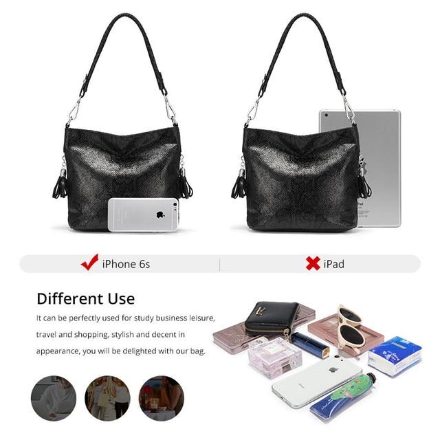 REALER Hobos Shoulder Bags 2