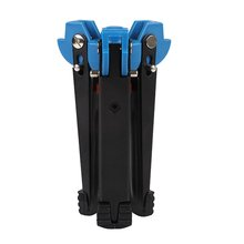 Monopod camera SLR portable monopod three fork base 3/8 screw claw support frame With Anti-skid Footpad