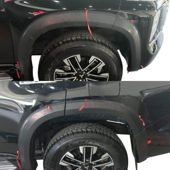Fender Flares Mudguards Wheel Arch For Mitsubishi Pajero Sport 2020 Mitsubishi Montero Sport Mitsubishi Shogun Sport  2020-