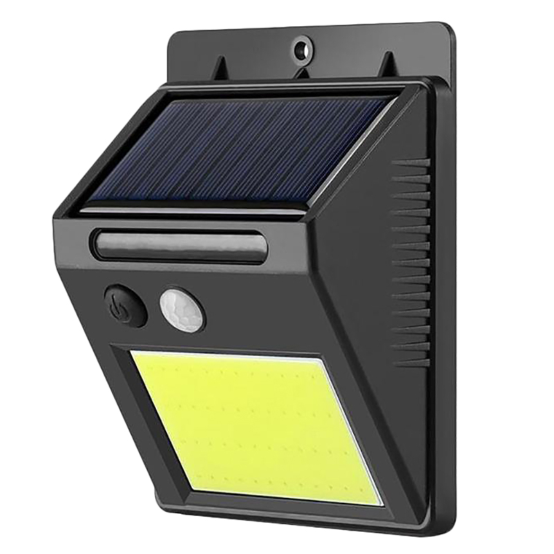48Led Motion Sensor Wall Mount Solar Light Infrared Human Body Induction Energy Saving Street Yard Garden Lamp